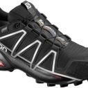 Speedcross 4 GTX Black/Silver