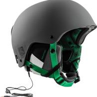 Brigade Audio Grey/Forest Green