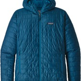 M's Nano Puff Hoody Big Sur Blue