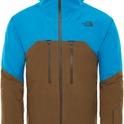 M Powder Guide Jacket Hyper Blue/Beech Green