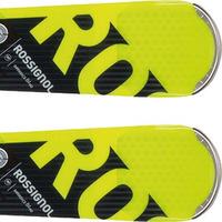 Experience 84 HD Konect + Look NX 12 Konect Dual WTR B90 Black Yellow