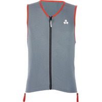 Action Vest Grey Red - XXL
