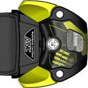 Guardian Mnc 16 C115 Yellow Black - S