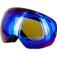 Pack Krypton Black Revo Blue Extra Lens Yellow + Strap French Montagne