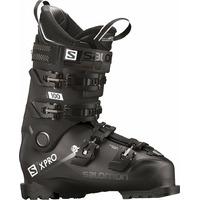 X Pro 100 Black Metallic Black White - 25 - 25.5