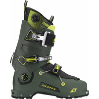 Freeguide Carbon Military Green Yellow - 26.5