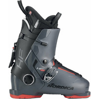 Hf 100 Anthracite Noir Rouge - 26.5