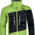 3L Guardian Shell Jacket M Matcha Green
