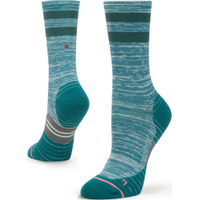 Run Womens Uncommon Solid Crew Teal