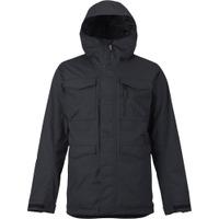 MB Covert Jacket True Black