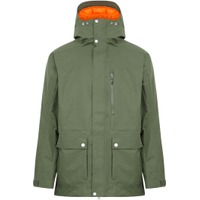 Corpus Insulated Gore-Tex Jacket Bronze Green
