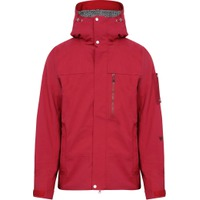 Corpus Insulated Stretch Jacket Scooter Red