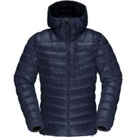 Lyngen Down850 Hood Jacket (M) Indigo Night