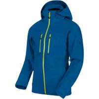 Stoney HS Jacket Men Ultramarine