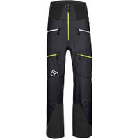 3L Guardian Shell Pants M Black Raven