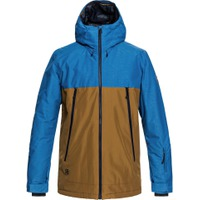 Sierra Jacket Golden Brown
