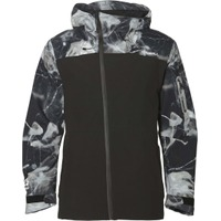 Jones Contour Jacket Black Aop