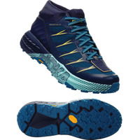 W Speedgoat Mid Wp Seaport Medieval blue