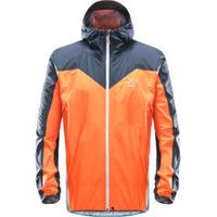 L.I.M Comp Jacket Men Cayenne/Tarn Blue