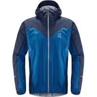 L.I.M Comp Jacket Men Storm Blue/Tarn Blue