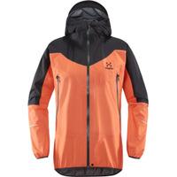 L.I.M Comp jacket women Coral Pink/Slate