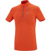 LTK Seamless Zip SS Orange