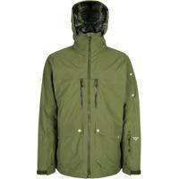 Corpus 3L Gore-Tex Jacket Olive Green