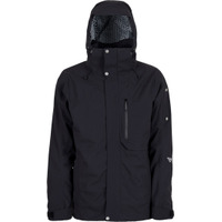 Corpus Insulated Stretch Jacket Black