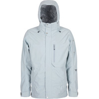 Corpus Insulated Stretch Jacket Light Grey