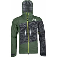3L Guardian Shell Jacket M Green Forest