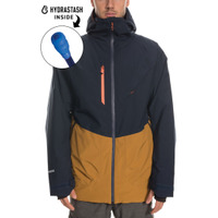 Mn GLCR Hydrastash Reservoir Insulated Jkt Navy Colorblock