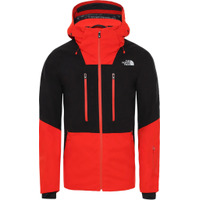 M Anonym Jacket Black/Fiery Red