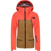 W Purist Jacket Radiant Orange/ British Khaki