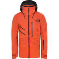 M Brigandine Jacket Papaya Orange/Weathered Black