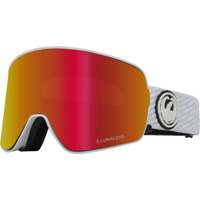 NFX2 Pk White/Lumalens Red Ion + Lumalens Pink Ion Included
