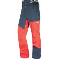 Alpin Pant M Red Dark Blue