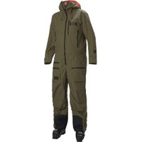 Ullr Chugach Powder Suit Uniform Green