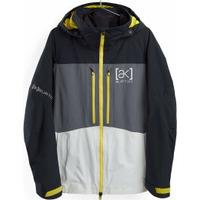 M AK GORE-TEX Swash Jacket True Black/Castlerock/White Mist