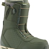 Boots De Snowboard Burton Imperial Green Homme