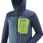 Veste D'alpinisme Millet Trilogy One Alpha D Hoodie Bleu Homme