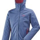 Veste D'alpinisme Millet Akan 3 En 1 Bleu Femme