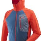 Veste De Ski De Randonnée Millet Touring Speed Xcs Hoodie Orange Homme