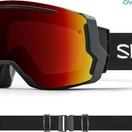 Masque De Ski/snow Smith I/o Black