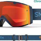 Masque De Ski/snow Smith I/o High Fives Chromapop Everyday Red Mirror