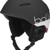 Casque De Ski/snow Bollé B-style Matte Black White 58-61cm