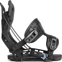 Fixations De Snowboard Flow Nx2 Black