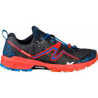 Chaussures Basses De Randonnée Millet Light Rush Orange/electric Blue