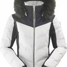 Veste De Ski Eider Monterosa Fur 2.0 Blanc Femme