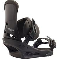 Fixations De Snowboard Burton Custom Black