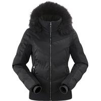Doudoune Ski Eider Monterosa Fur 3.0 Noir Femme